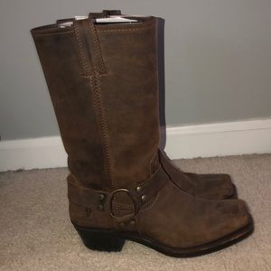 Harness 12R Frye Boots